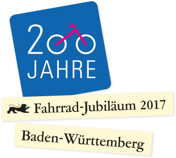 Badge Fahrrad-Jubiläum