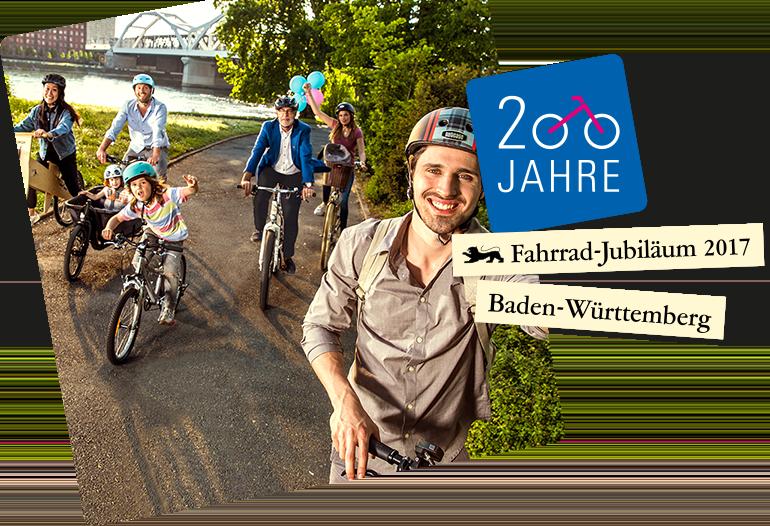 Teaser 200 Jahre Fahrrad